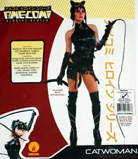 CATWOMAN CAT WOMAN Anime AmeComi DC COMICS Superheroine WOMENS COSTUME New
