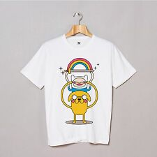 Adventure Time With Finn and & Jake Cartoon network T shirt  3