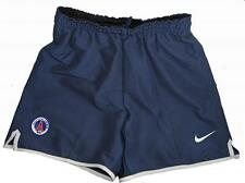 Paris St Germain PSG Nike childrens dark blue dri-fit football training shorts