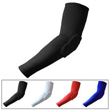 Crashproof Honeycomb Pad Football Basketball Shooting Arm Sleeve Elbow Support