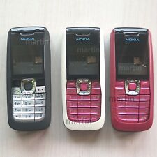 NEW Full Housing Case Shell Front+Middle+Back Cover Door+Keypad For NOKIA 2610