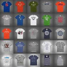 Abercrombie & Fitch A&F Graphic Or Embellished Short Sleeves Tee Size S-2XL