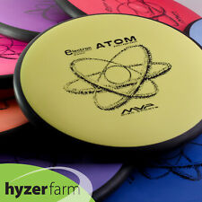 MVP ELECTRON ATOM *choose your color and weight* disc golf putter  Hyzer Farm