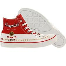 Converse x Andy Warhol Men Chuck Taylor All Star High white casino mustard 14705