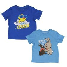 Jumping Beans Easter Bunny Chicken Egg T-shirt for Baby Boys