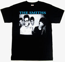 The SMITHS T-shirt Morrissey 80's Rock Tee Adult Mens S,M,L,XL,2XL,3XL Black New