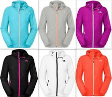 NEW WOMEN'S THE NORTH FACE CYCLONE HOODIE WIND BREAKER STYLE CAM3  2015