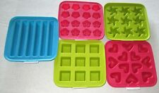 FLEXIBLE ICE CUBE MOLDS by IKEA Assorted shapes and Sizes Avaliable