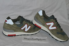 New Balance 1400 Catch 22 - CHOOSE SIZE - M1400HR Author's Pack Olive Red White