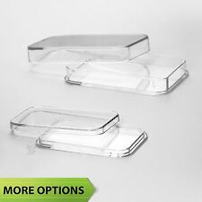 Air-Tite Direct Fit Capsule Holder for 1oz & 5oz Silver Bars Select Size & Qty