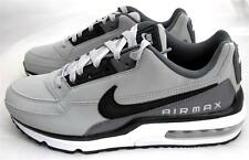 NEW MEN'S NIKE AIR MAX LTD 3 687977-022 FLT SLVR/BLK DRK GRY-MTLLC SLV
