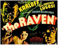 The Raven - 1935 - Movie Poster