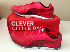 New PUMA Faas 100R Men's Running Shoes Light Weight 186751 04 RED Choose SIZE