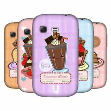 HEAD CASE DESIGNS KAWAII CAKES AND SHAKES CASE FOR SAMSUNG GALAXY POCKET S5300