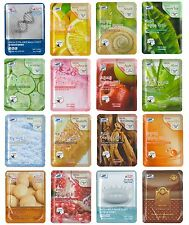 8 PCS 3w Clinic Fresh Mask Sheet Pack All Skin Types Korean Cosmetic (15 Kinds)