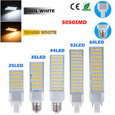 1/10pcs E27 G24 5W/7W/9W/10W/11W/12W/13W 5050 5730 SMD LED Spot Light Corn Bulbs