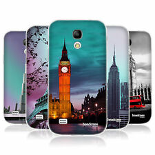 HEAD CASE BEST OF PLACES SET 2 GEL CASE FOR SAMSUNG GALAXY S4 MINI DUOS I9192