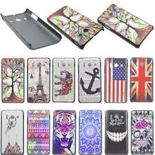Protective Plastic Skin Hard Phone Shield Case Covers For Huawei Ascend Y300 New