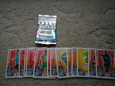 Cricket Attax - World Cup 2015 Cards - Afghanistan to England