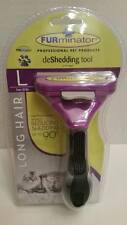 Furminator deshedding tools Large / Small / medium CAT/ (Limited Ed. Dog/Cat)NEW