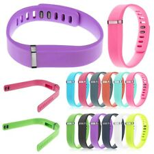 Large Replacement Wristband Band w/ Clasp For Fitbit Flex Bracelet No Tracker