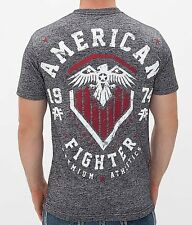 American Fighter AFFLICTION Mens T-Shirt CEDAR CREST Tattoo Biker UFC S-3XL $36