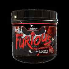 AI Sports Nutrition FURIOUS Pre Workout (30 Servings) - Energy / Boost / Power