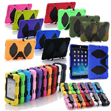 SURVIVOR Heavy Duty Life Military  Shock Proof Hard Case Cover for ipad/iphone
