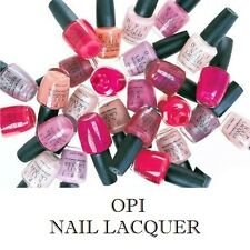 OPI Nail Lacquer - Classic Colors - 100% Genuine! - (Colors A-J) - 15ml Each
