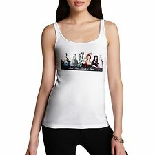 Twisted Envy Women's Marie Antoinette 1755 - 1793 100% Organic Cotton Tank Top