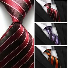 Hot tie wedding business neckwear neck tie causal men's silk Suit ties 4 Colors