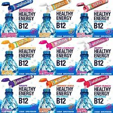 Zipfizz Healthy Energy Drink Mix Fruit Punch, Various Flavors 30 Tubes FREE SHIP