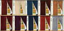 THERMAL INSULATED 60% BLACKOUT ECLIPSE  LAYER PANELS ROD POCKET WINDOW CURTAIN