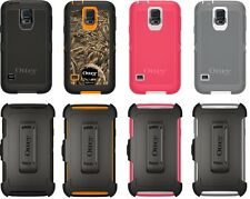 New Authentic OtterBox Defender Series Case For Samsung Galaxy S 5