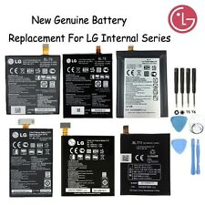 ^Hot^ 100% New Genuine Battery Replacement For LG Internal Series + 9 Free tools