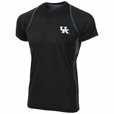 Kentucky Wildcats Contrast Stitch T-Shirt - Black - College