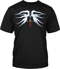Diablo III 3 Tyrael New Blizzard Officially Licensed Adult T-Shirt S-4XL