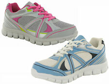 WOMENS TRAINERS LADIES GIRLS SPORT RUNNING GYM JOGGING WALKING CASUAL TRAINERS