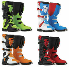 Thor 2015 Blitz Adult 7 - 15 MX ATV Motocross Off Road Riding Boots NEW
