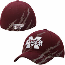 Mississippi State Bulldogs adidas Aftershock Structured Flex Hat – Maroon