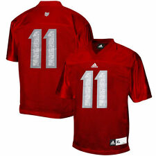 Miami University RedHawks adidas Chase Master Jersey - Red - College