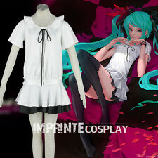 Vocaloid World is Mine Hatsune Miku Cosplay Costume Full Set FREE P&P