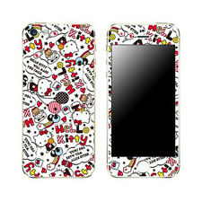 Skin Decal Stickers iPhone Galaxy Universal Phone - POP SKIN Candy Hello Kitty