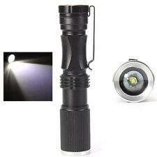 1/2/3/5pcs 1200LM CREE Q5 LED ZOOMABLE Linterna Antorcha LÁMPARA Flashlight Luz