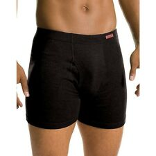Hanes Men's TAGLESS No Ride Up Boxer Briefs with Comfort Soft Waistband, 5/Pack