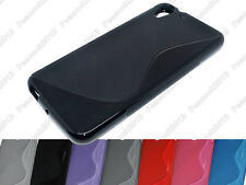 Multi Color S-Types TPU Silicone CASE Cover For HTC Desire Eye
