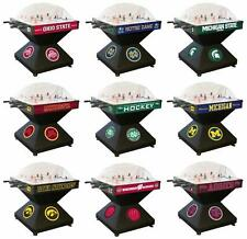 Choose Your NCAA Team Deluxe Bubble Dome Hockey Table Game by Holland Bar Stool