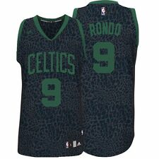 "2014-15 Rajon Rondo ADIDAS Boston Celtics ""Crazy Light"" Swingman Jersey Men's"