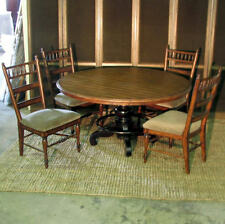 Braxton Culler Furniture Round Dining Table &/or Lexington Palmer Side Chair Set