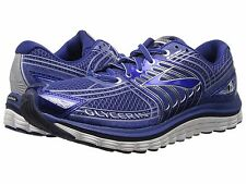 BROOKS MENS GLYCERIN 12  RUNNING SHOES BLUE 418 ALL SIZES MEDIUM WIDE NEW IN BOX